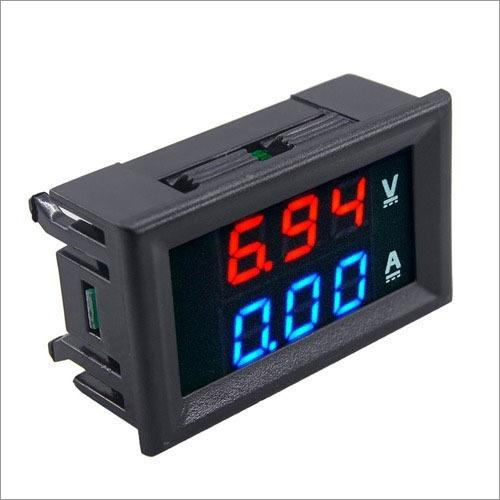 Digital Display Voltmeter