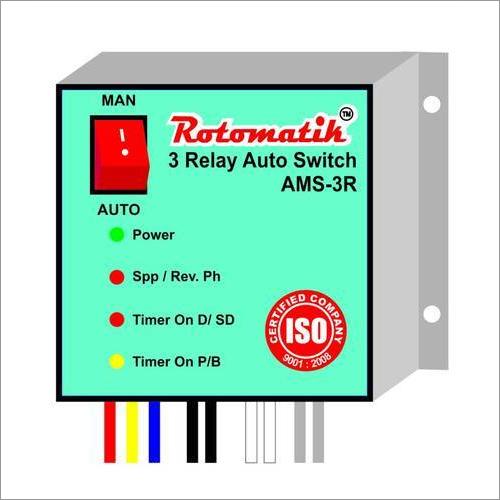 Boparai Starter 3 Relay Auto Switch