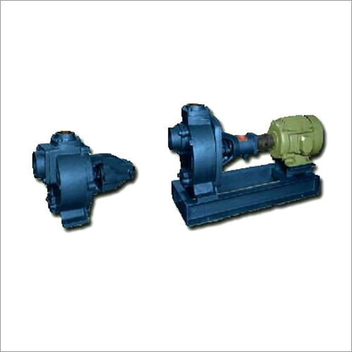 Mud Pump And Motor Coupled