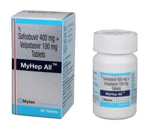 Sofosbuvir & Velpatasvir Tablets