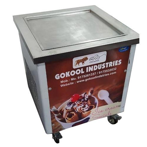 Ice Cream Roll Machine