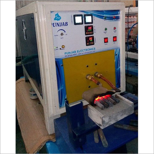 25kW Portable Induction Heater