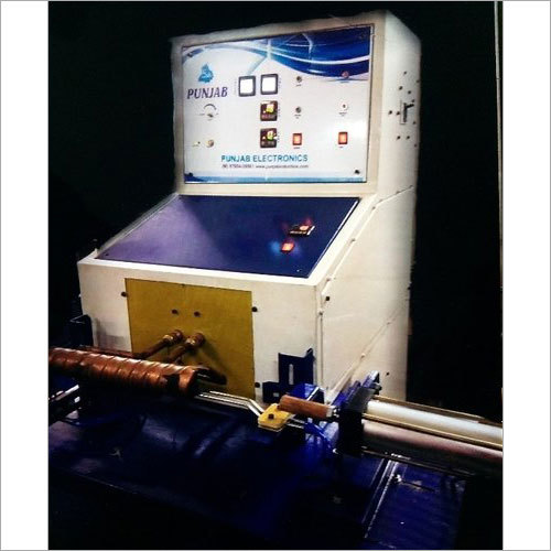 80 kW Induction heating machine for Nut Forging