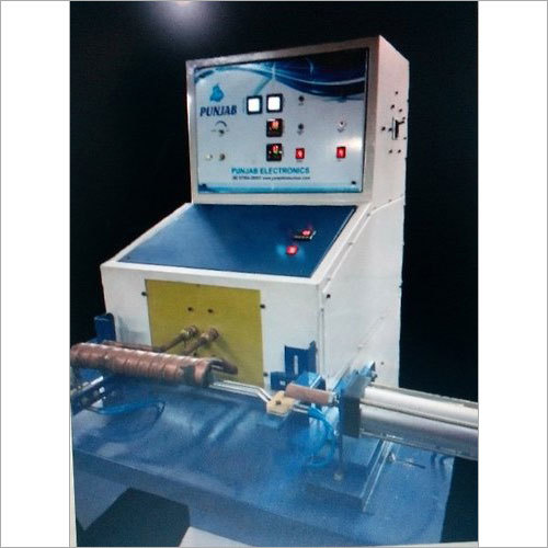 Induction Heater for Nut Forging
