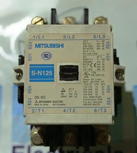 Mitsubishi SN-125 Contactor