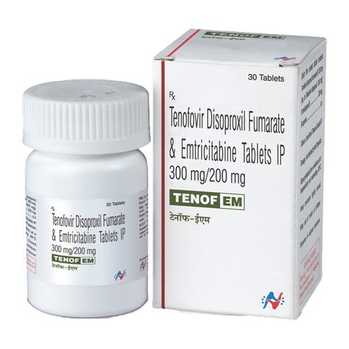 Tenofovir & Emtricitabine Tablets
