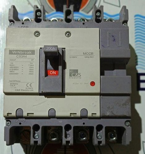 C&s Mccb 200A