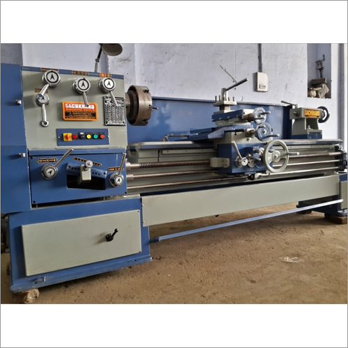 All Geared Head Lathe Machine