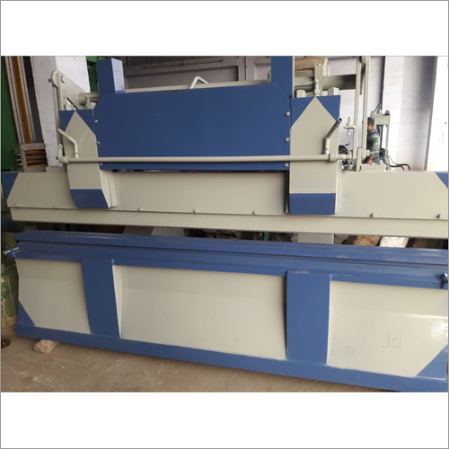 Sheet Bending and Shearing Machine