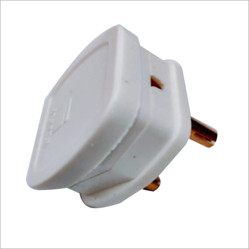 Electrical 3 Pin Plug Top