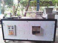 Shredder mixer dryer
