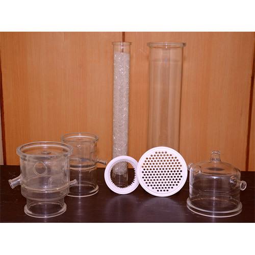 Glass Column Components