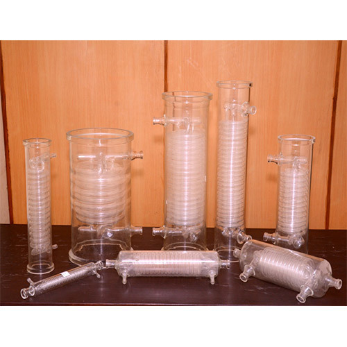 Glass Heat Exchanger Condensers