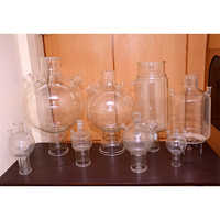 Spherical-Cylindrical-Jacketed Flasks