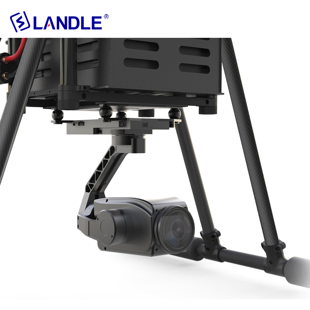 NIA-410 Industry UAV Drone For Surveying And Mapping With Camera