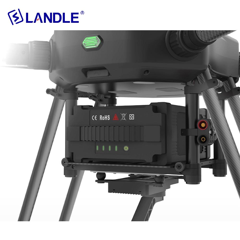 NIA-410 Long Endurance Drone Surveillance Mapping Thermal Camera Uav