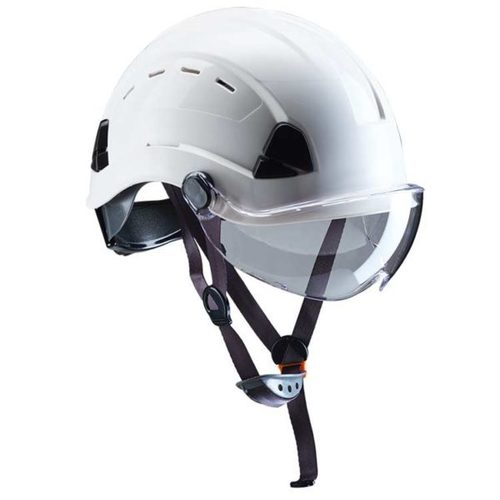 Climbing Height Safety Helmet With Eye Shield