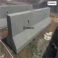 Concrete Jersey Barrier
