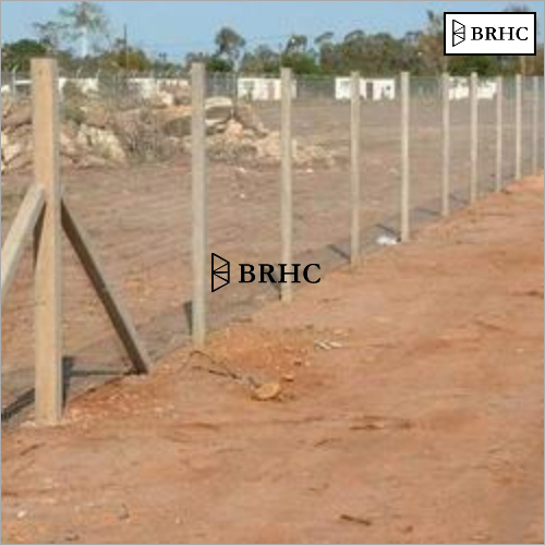 Concrete Fencing Pole