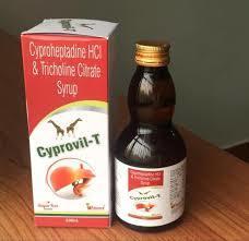 Cyproheptadine Syrup