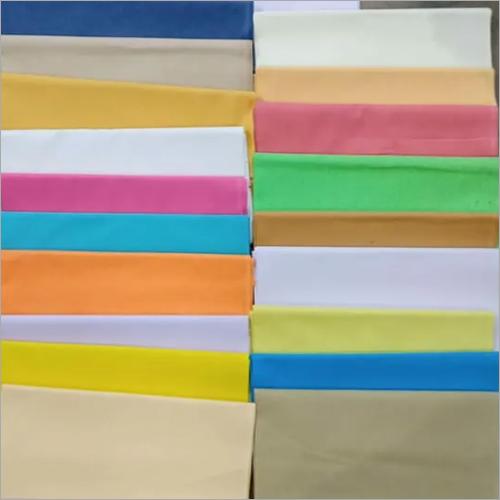 Poplin Colour Fabric