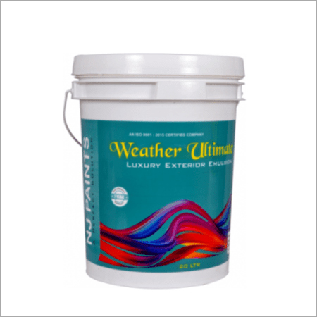 Weather Ultimate Luxury Exterior Emulsion