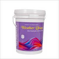 Weather Unique Exterior Emulsion