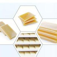 Hot met Animal Jelly Skin Hide Glue adhesive for rigid box