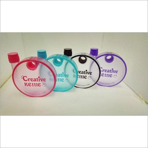 Creative Kattle Plastic Water Bottle