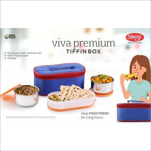 Slings Viva Premium Lunch Box