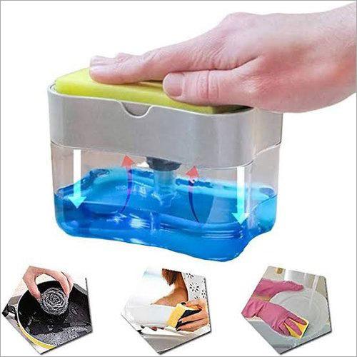 Kitchen Sponge Soap Dispenser