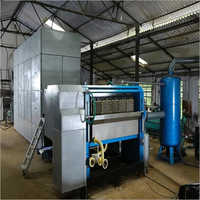 Rotary Pulp Moulding Machine