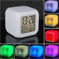 Color Changing Clock