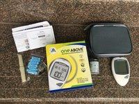 Blood Glucose Monitoring System Glucometer