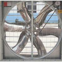 Stainless Steel Exhaust Fan