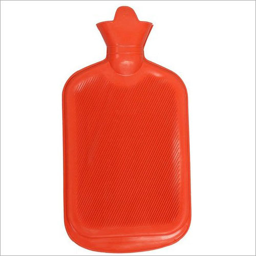 Hot Water Bag-Bottle Plain Rubber Heating Pad
