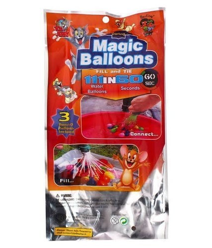 Magic Holi Baloons