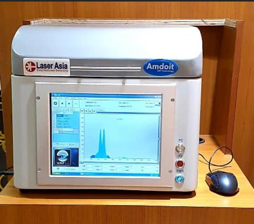 Amdoit Gold Testing Machine