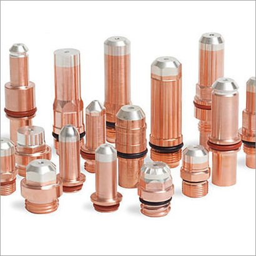 Brass Hypertherm Plasma Consumables