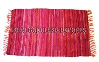 Wholesale Hotselling Indian handmade Cotton Rag Rugs