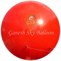 Hydrogen Gas Balloon For Advertising