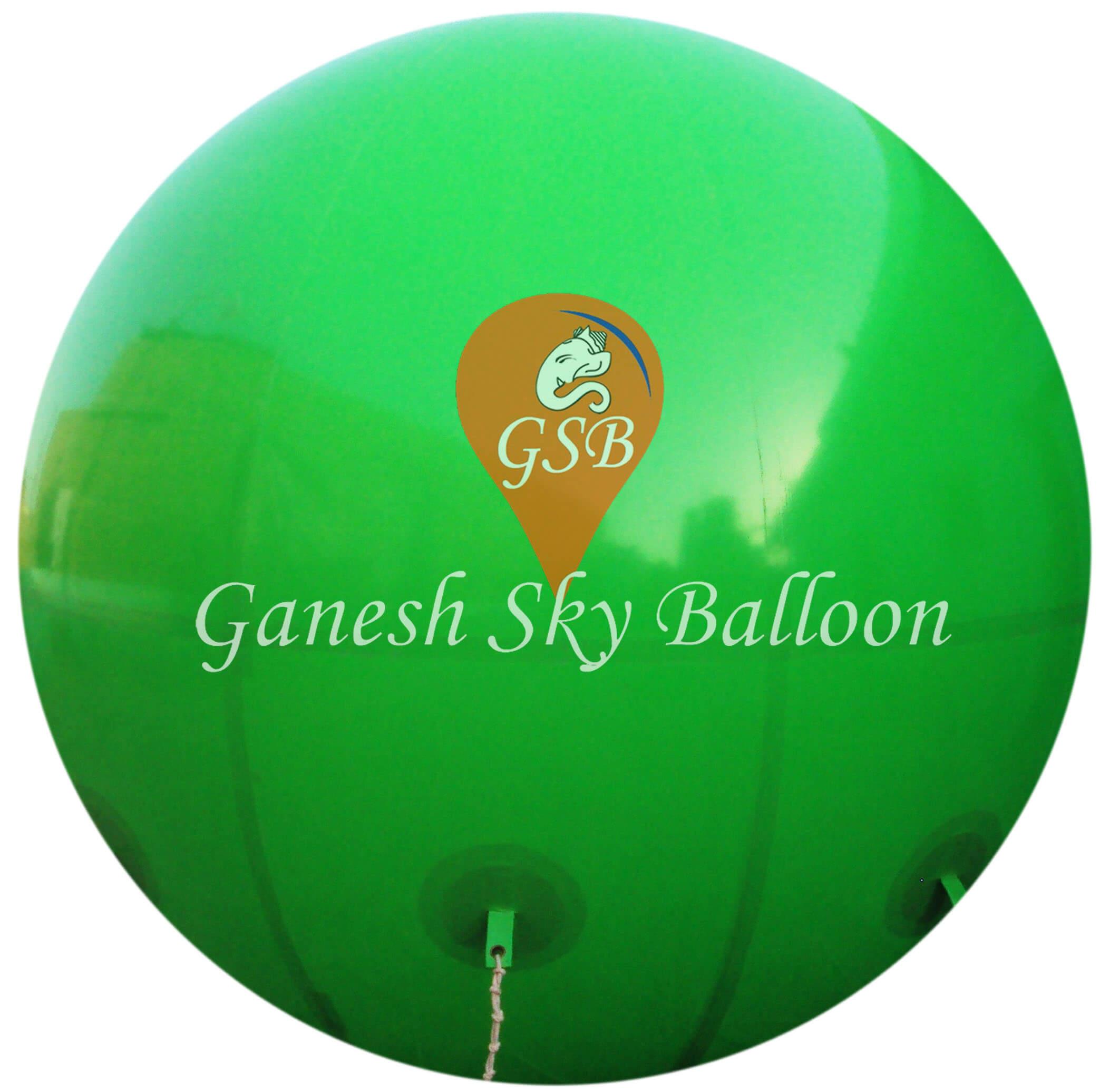 Helium Gas Balloon For Advertisement