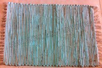 Handmade Indian 100% Pure Cotton Rag Rugs