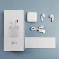Tws Pro4 Bluetooth Earbuds Wireless Mini Headphones