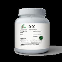 D90 Dry Developer Powder