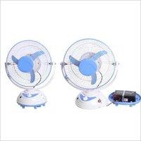 solar portable fan
