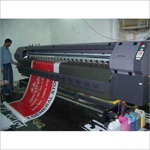 Backlit Flex Printing Services