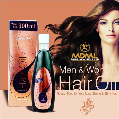300ml Man and Women Hair Oil