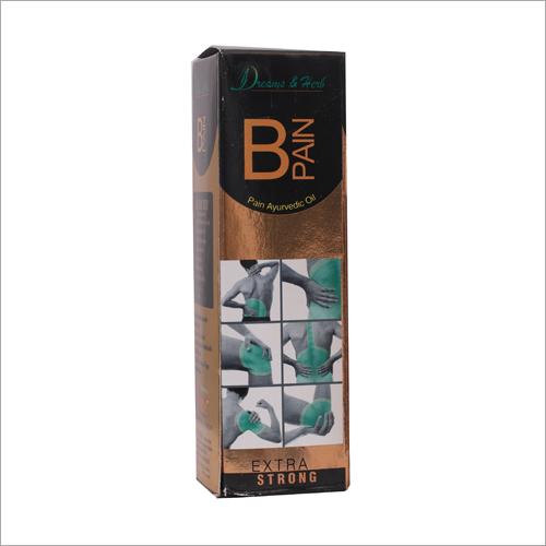 B- Pain Oil
