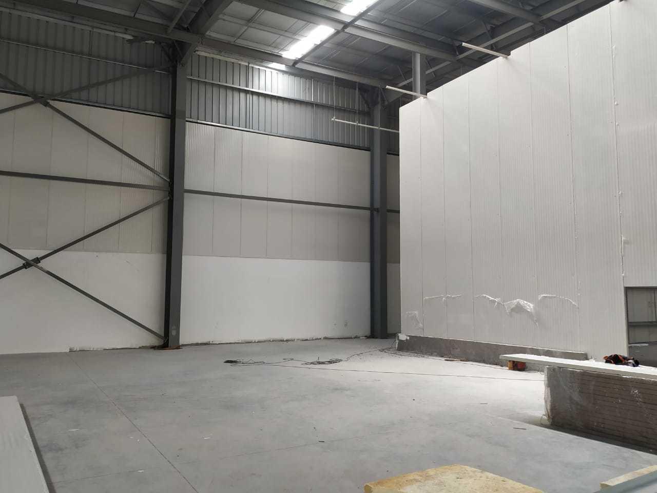 Metecno Puf Panel Wall